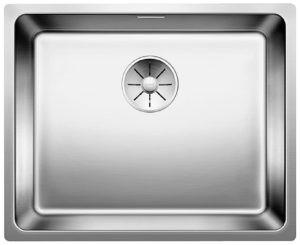 Wilno Rustfri ApS - Stålbord med isvejset vask til storkøkken / industrikøkken