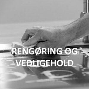 Wilno Rustfri ApS - Rengøring og vedligehold af rustfrit køkkeninventar