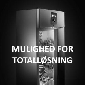 Mulighed for totalløsning hos Wilno Rustfri ApS – Leverandør af storkøkkenmaskiner