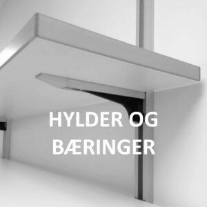 Wilno Rustfri ApS_Produkter efter mål - Rustfrit køkkeninventar - Hylder og bæringer