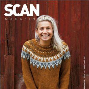 Artikel om Wilno Rustfri ApS på side 56-57_Scan Magasine 2/2020