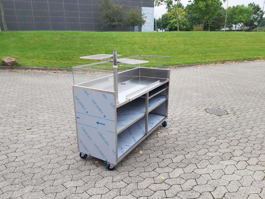 Wilno Rustfri ApS - Mobil disk i rustfrit stål